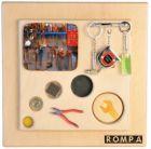 Reminiscence Tactile Squares - DIY