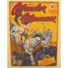 Super Heroes Large Tin Sign - Wonder Woman