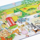 Village Scene Jigsaw - Summer