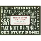 Sticky Notes Reminders - Take Note