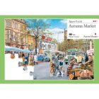 Nostalgia 35-Piece Jigsaw - Autumn Market