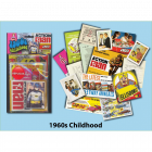 Reminiscence Replica Packs - Cards: 1960s Childhood