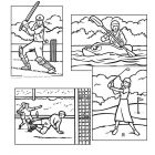 Colouring for Adults - Sport - Set of 48