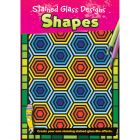 Stained Glass Design Shapes