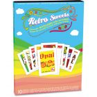 Retro Sweets Cards - Set of 10