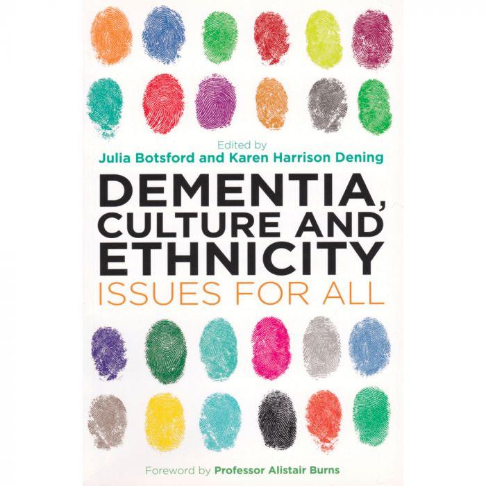 Dementia, Culture and Ethnicity - Book