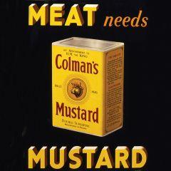 Coaster Colman's - Set of 6