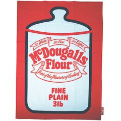 Tea Towel - McDougall's