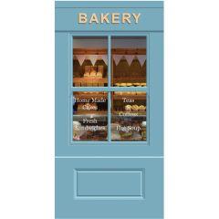 Single Drop Mural - Bakery