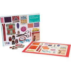 Creative Magnetic Scene - The Sewing Box