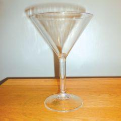 Damage Resistant Martini 'Glass'