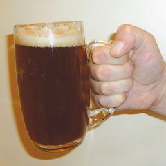 Damage-Resistant Beer Tankard