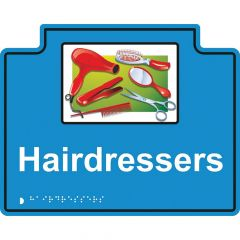 Room Sign - Hairdresser