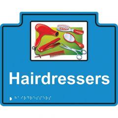 Room Sign - Hairdresser