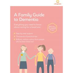 A Family Guide to Dementia Book