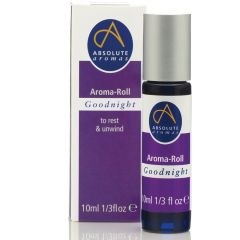 Aroma Roll: Goodnight – to help rest and unwind (97% organic)