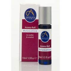 Aroma Roll: Relaxation – to help soothe and unwind (97% organic)