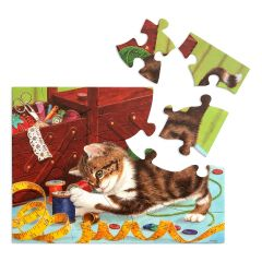Life Of A Kitten Puzzle - 13 Piece