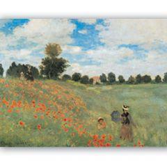 Classics Jigsaws - Monet Poppyfield