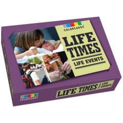 Life Times ColorCards: Life Events - 36 Cards