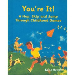 You're It! - Book