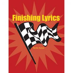 Finishing Lyrics - Book