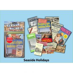 Reminiscence Replica Packs - Cards: Seaside Holidays