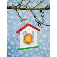 Decorate Your Own Bird Feeder