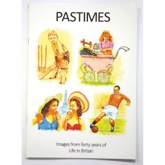 Pastimes - Dementia Care Book