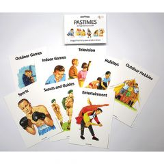 Pastimes Memory Cards - Set of 16