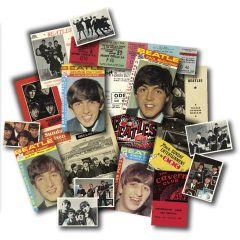 Reminiscence Replica Packs - Cards: Beatlemania