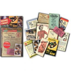 The Home Front Reminiscence Replica Pack
