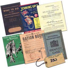 World War Reminiscence Pack