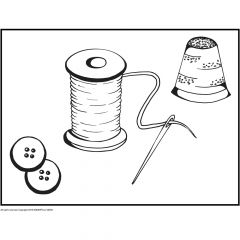Simple Colouring for Adults - Craft - Set of 48
