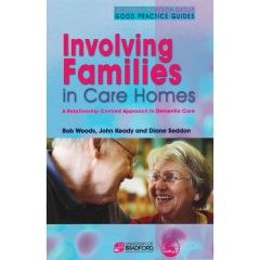 Involving Families in Care Homes - Book