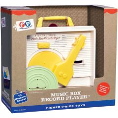 Fisher Price Classic Toy: Record Player