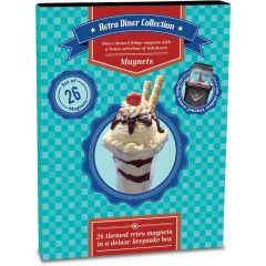 Deluxe Magnet Box Set - Retro Diner Collection