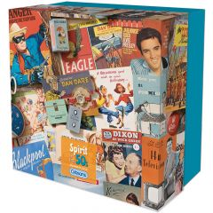 Spirit of the 50s 500pc Jigsaw Puzzle