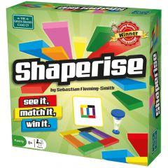 Shaperise Memory Game