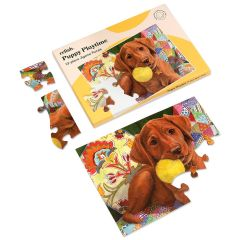 Puppy Playtime Puzzle - 13 Piece