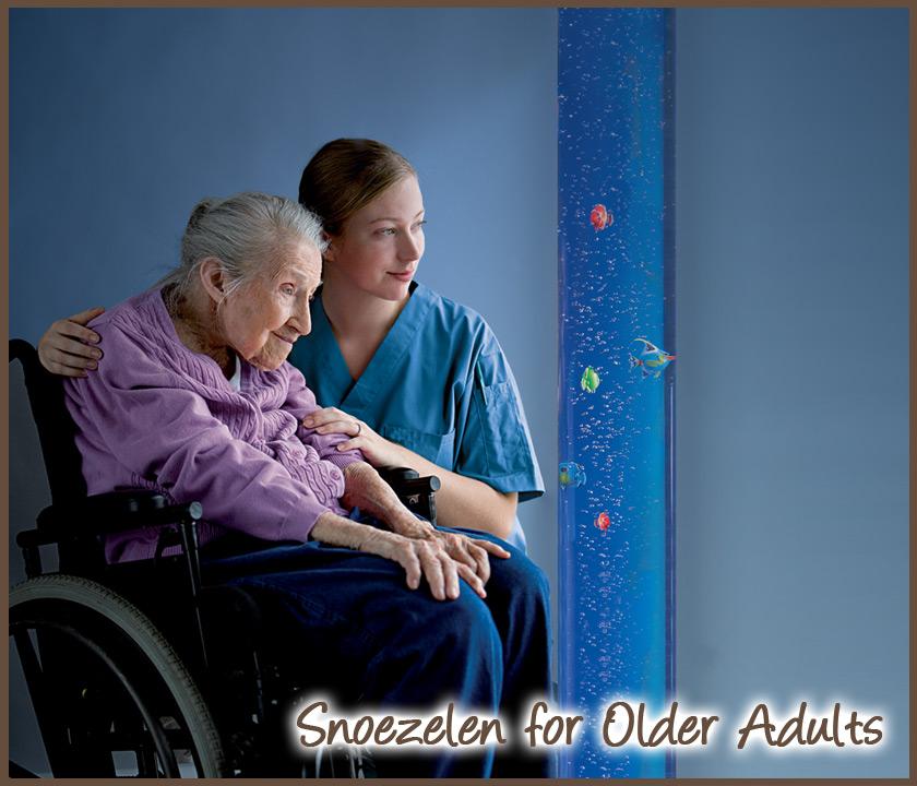 Snoezelen for Older Adults